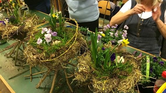 Blomster - Søndagskursus