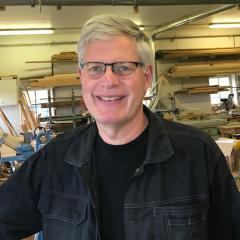 Trædrejning med Rolf Riska